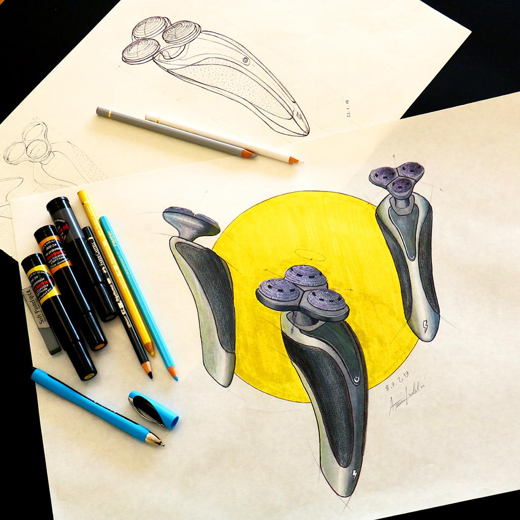 Arvin Maleki Sketch33