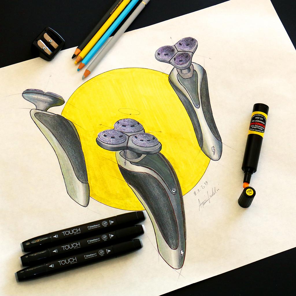Arvin Maleki Sketch44