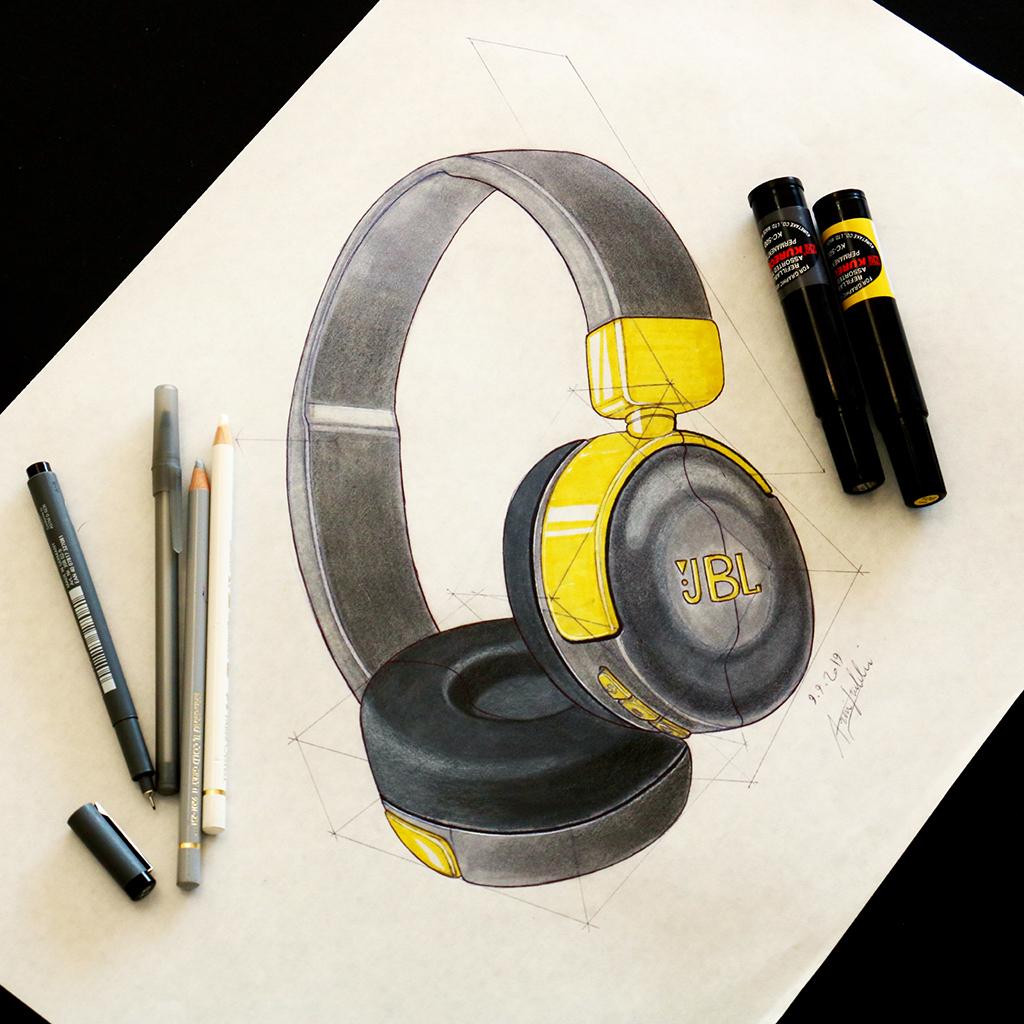 Arvin Maleki Sketch47