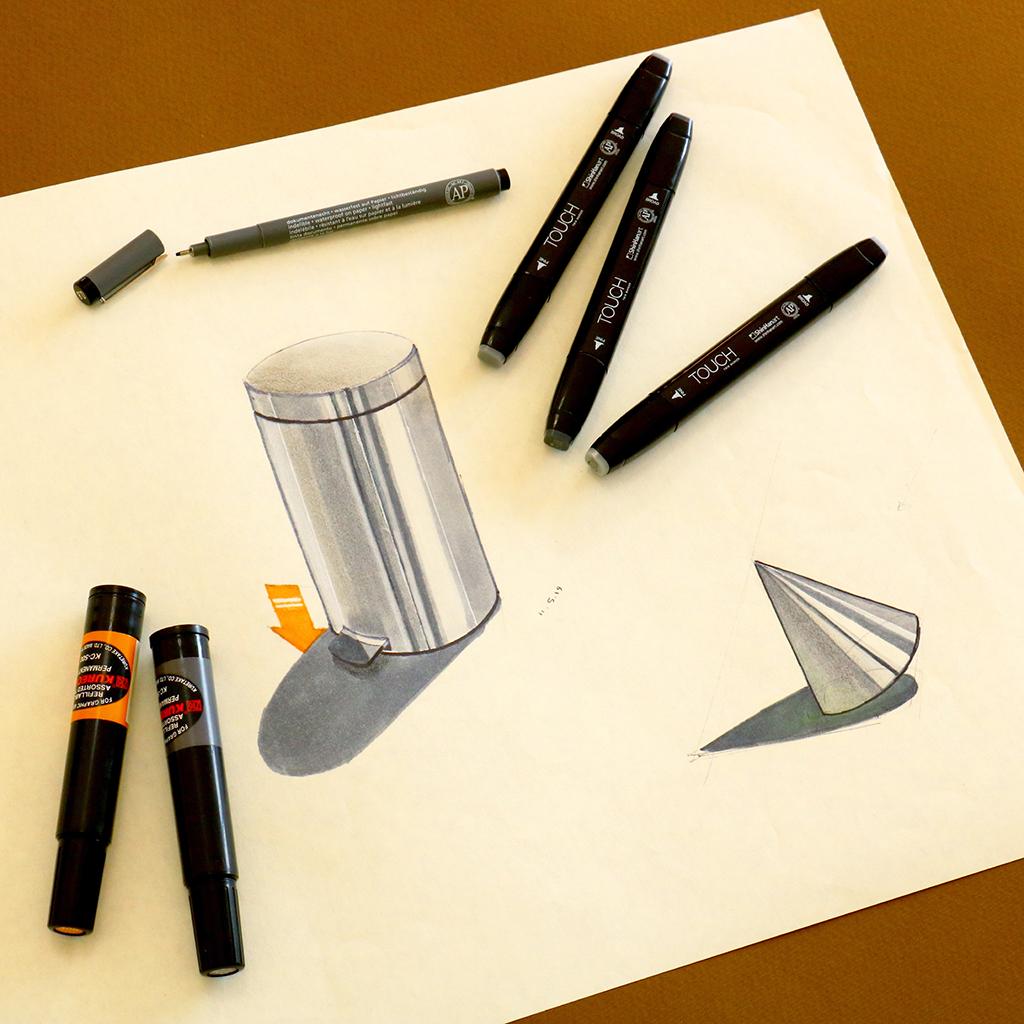 Arvin Maleki Sketch31
