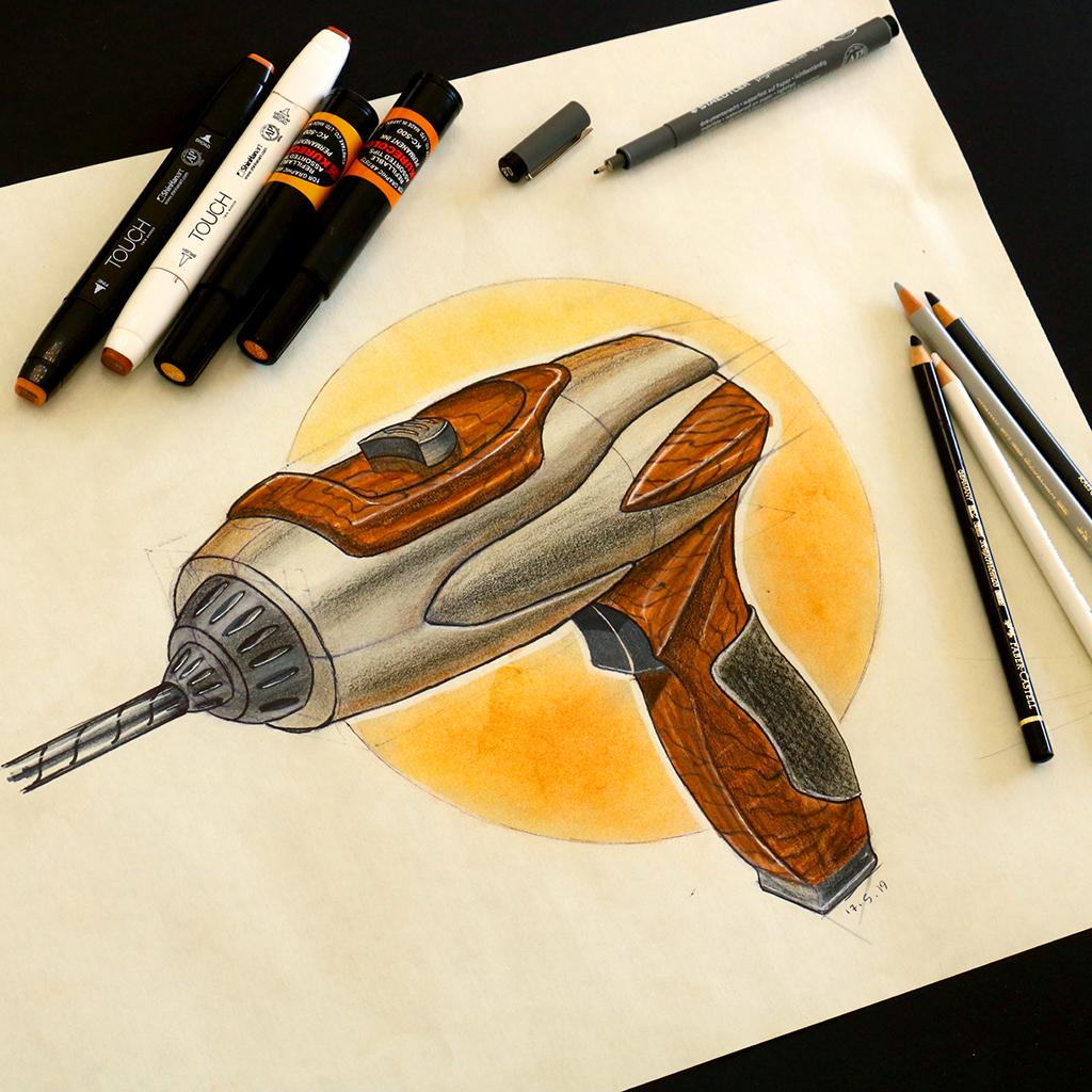 Arvin Maleki Sketch41