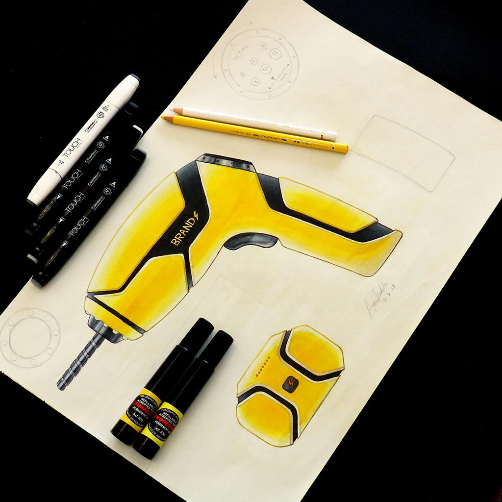 Arvin Maleki Sketch32
