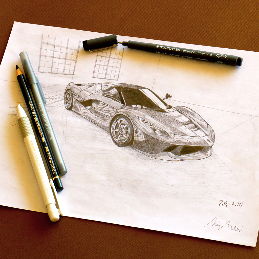 Arvin Maleki Sketch12