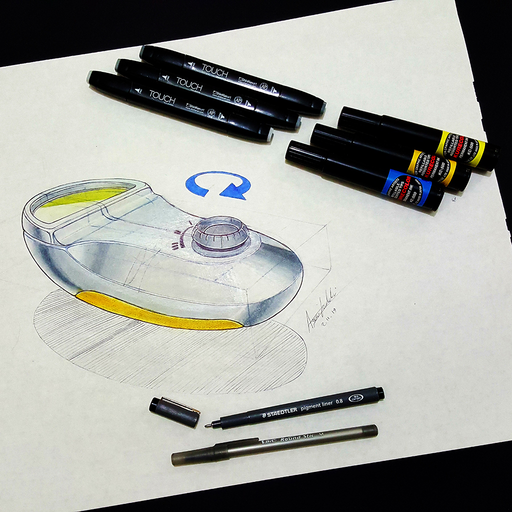 Arvin Maleki Sketch27