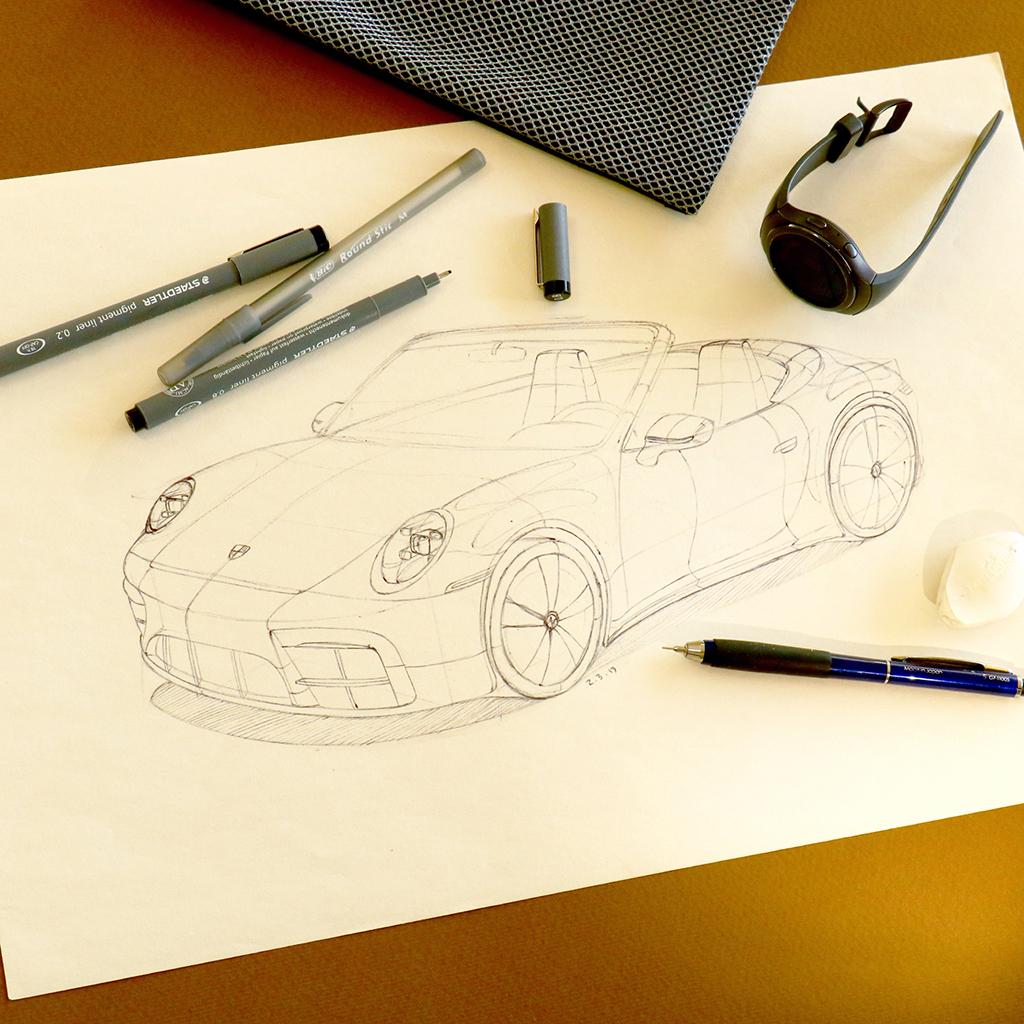 Arvin Maleki Sketch23