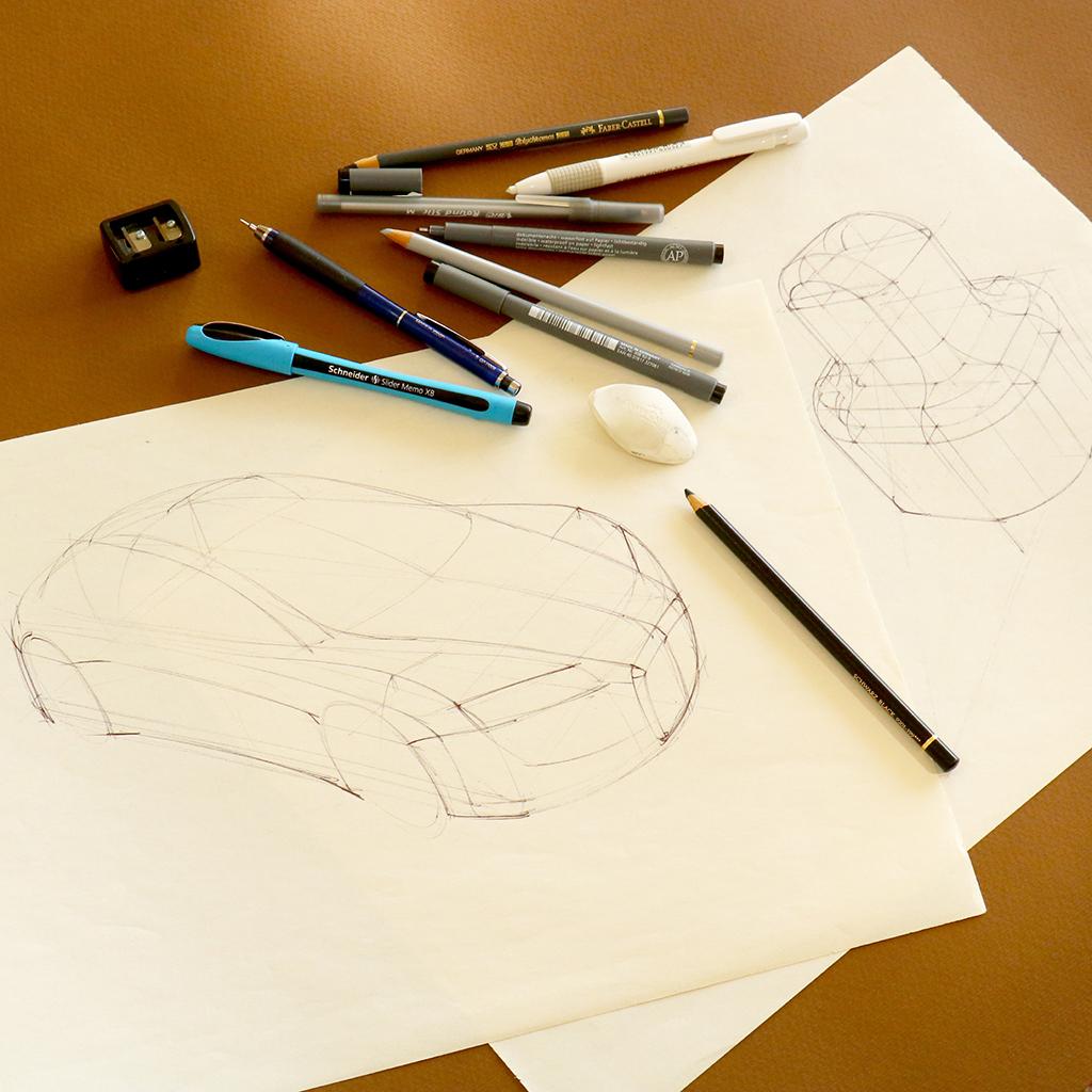 Arvin Maleki Sketch24
