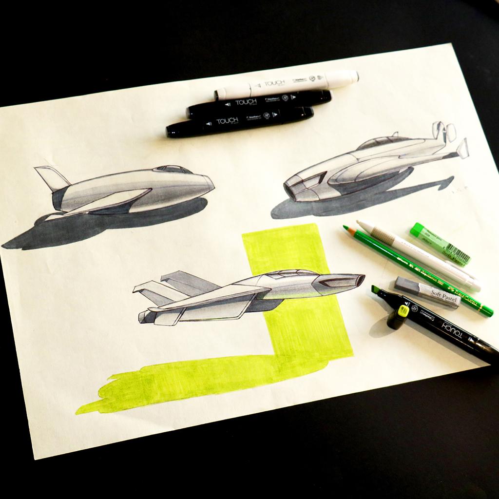 Arvin Maleki Sketch20