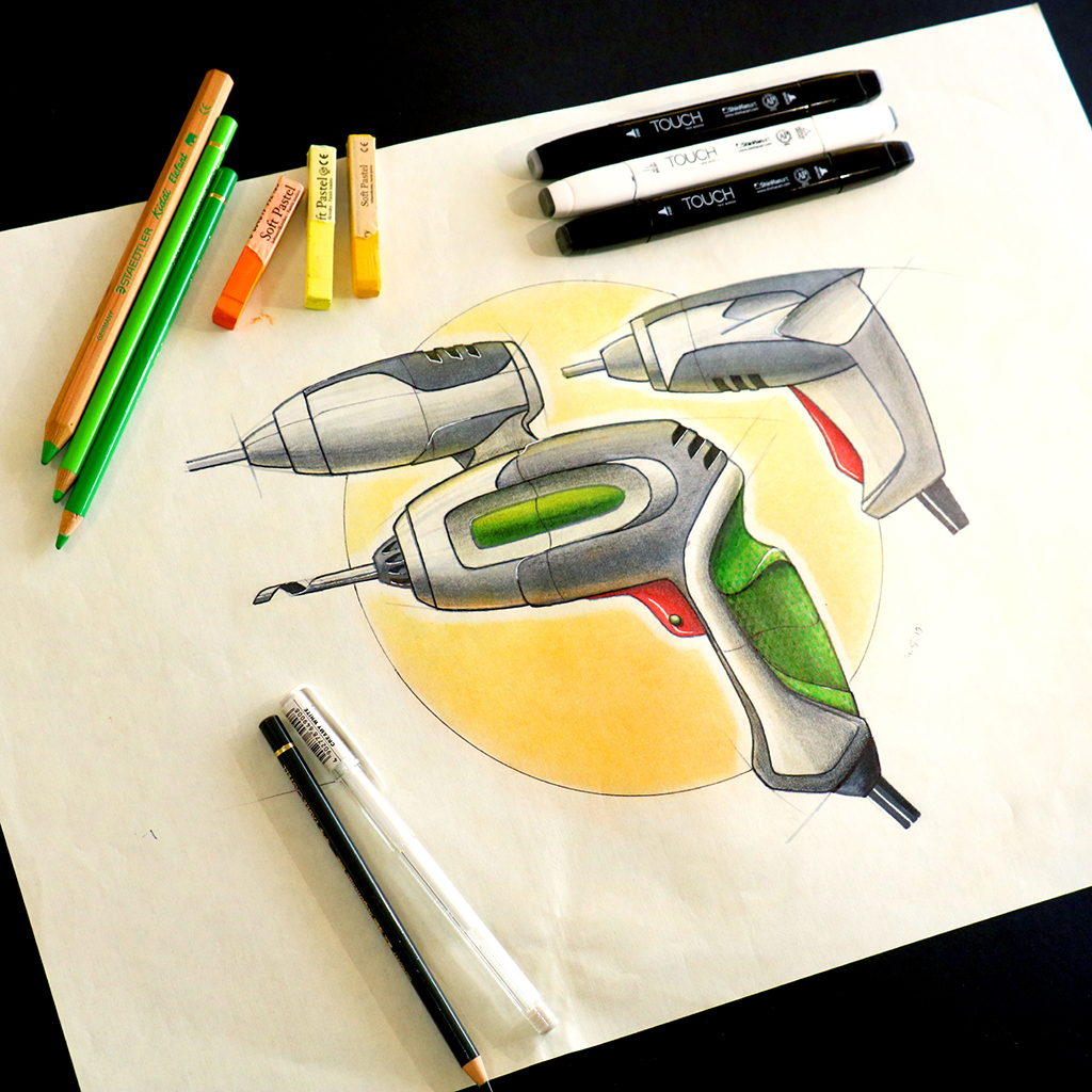 Arvin Maleki Sketch38