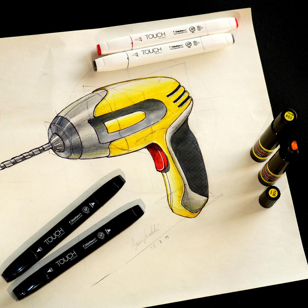 Arvin Maleki Sketch46