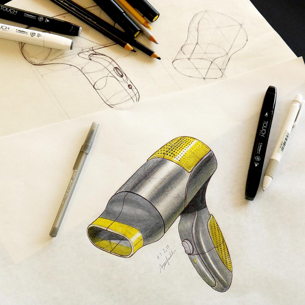 Arvin Maleki Sketch42