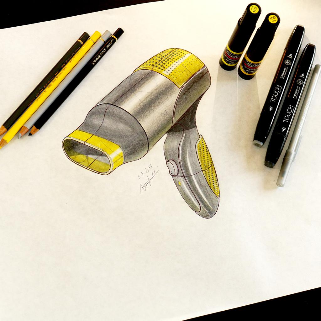 Arvin Maleki Sketch53