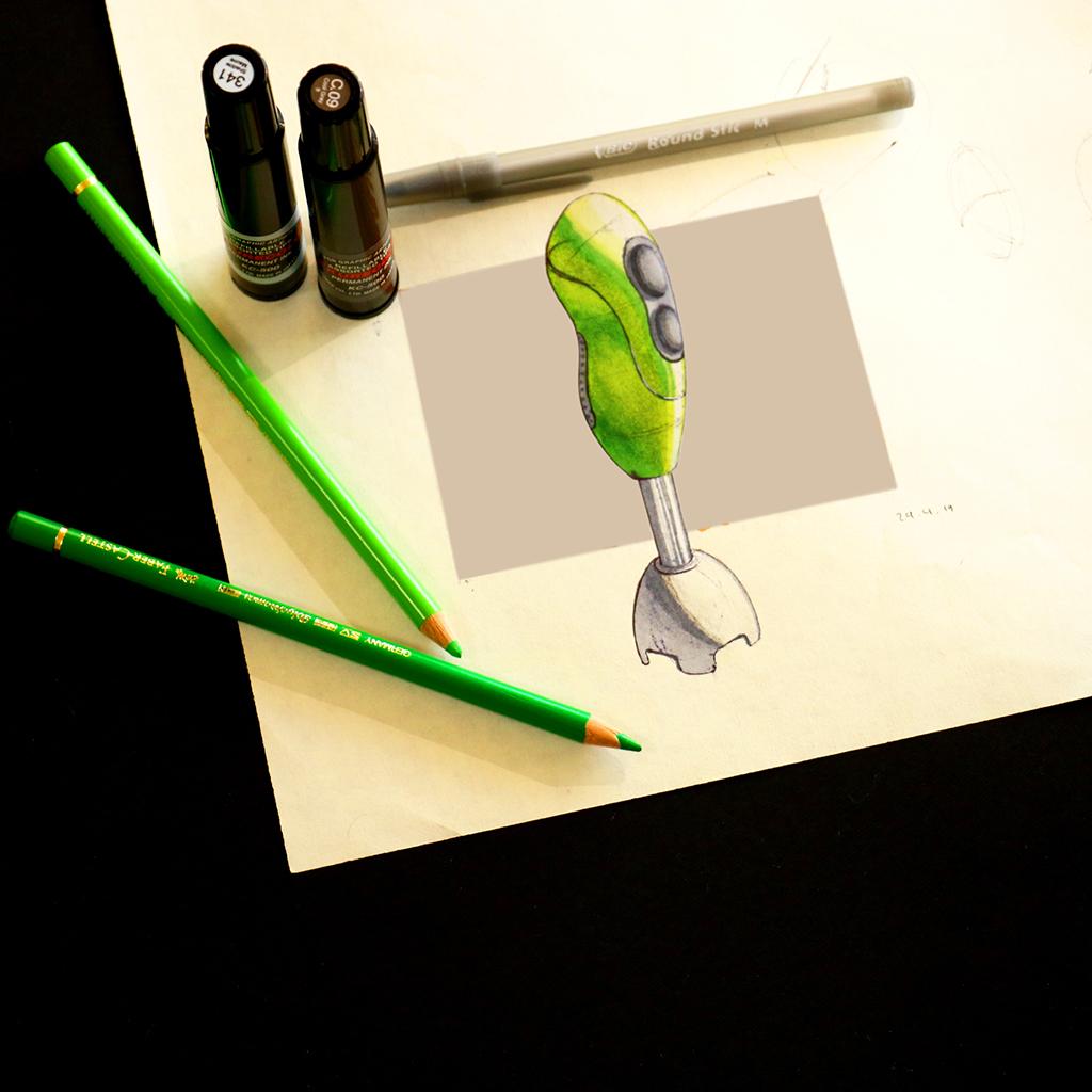 Arvin Maleki Sketch21