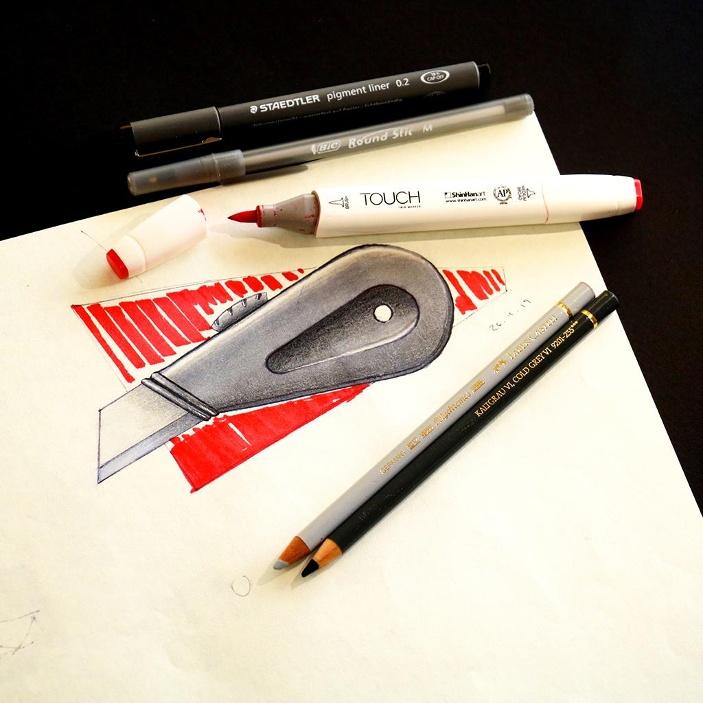Arvin Maleki Sketch14