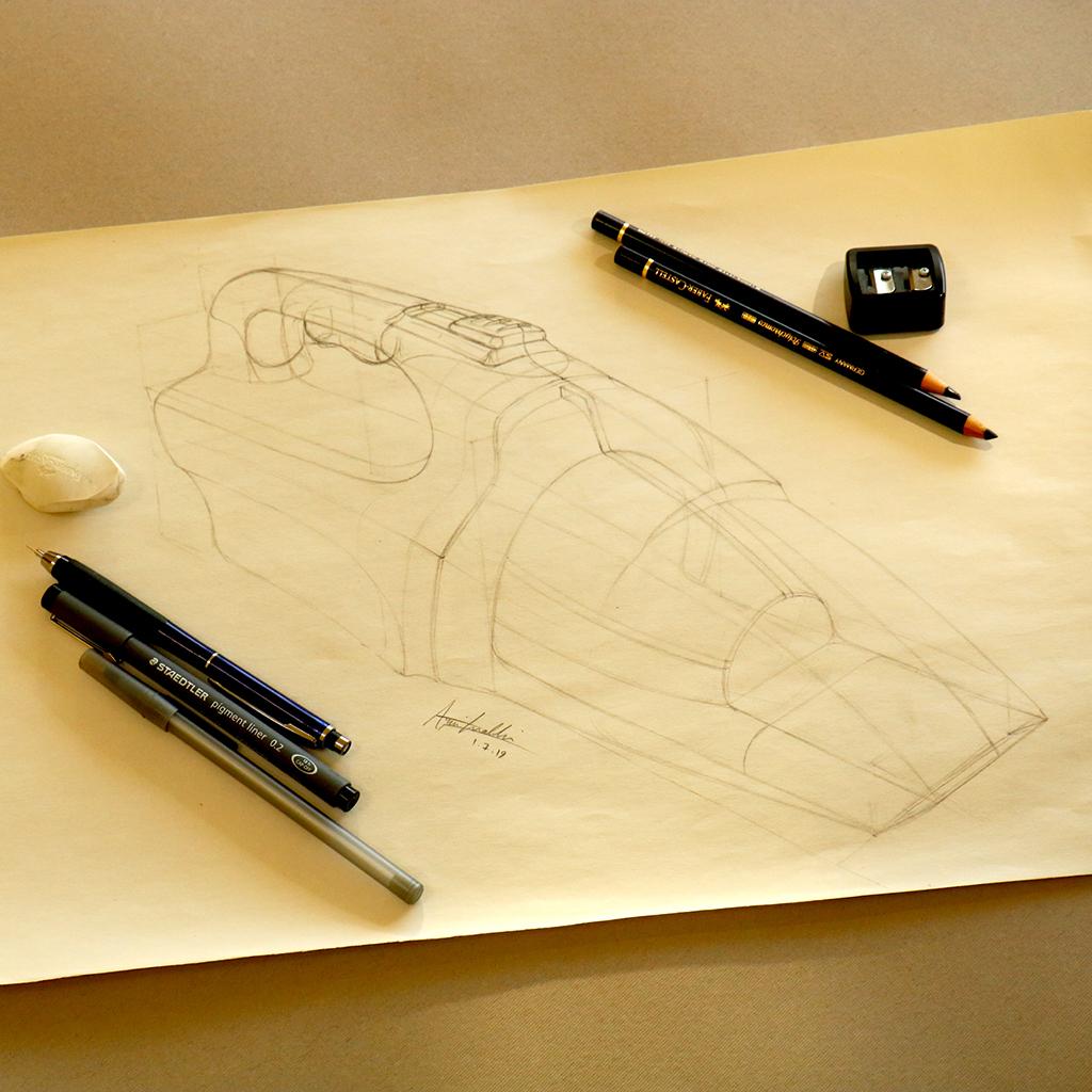 Arvin Maleki Sketch18