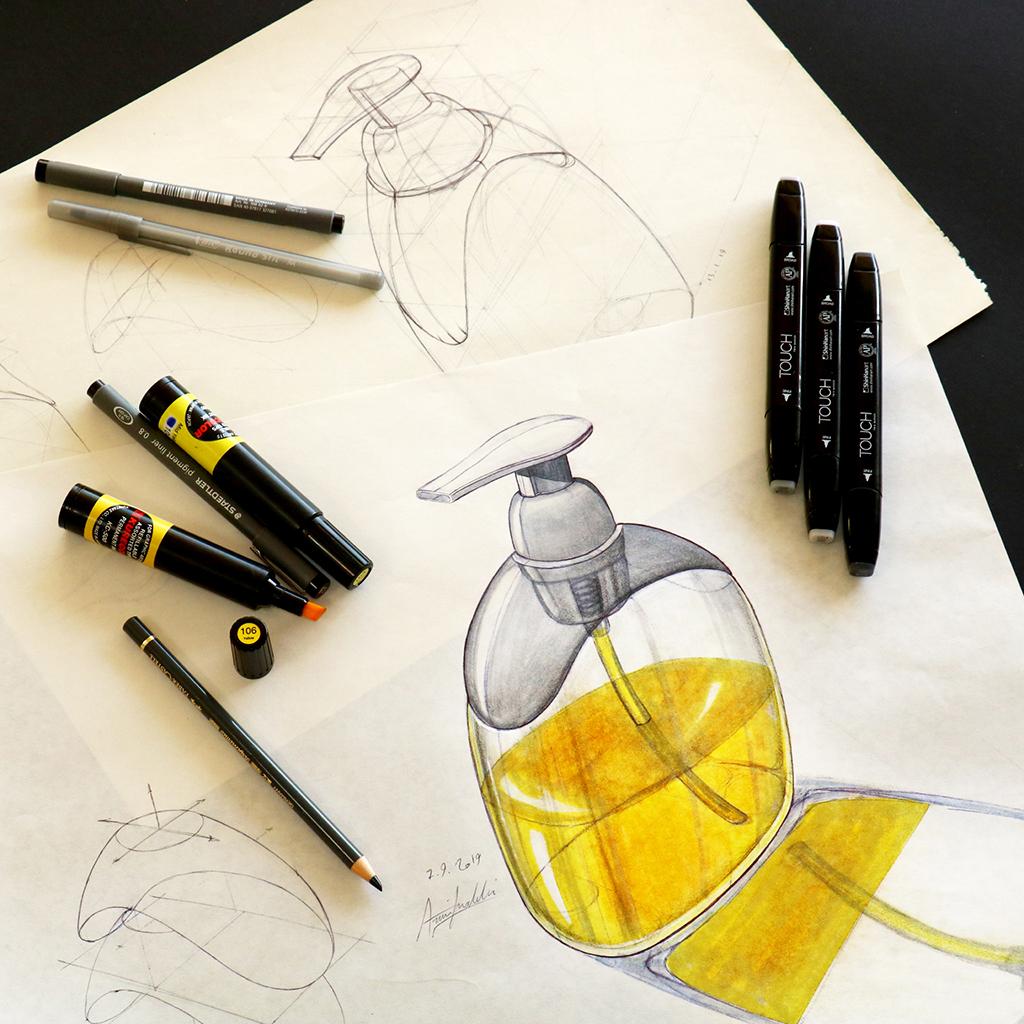 Arvin Maleki Sketch54