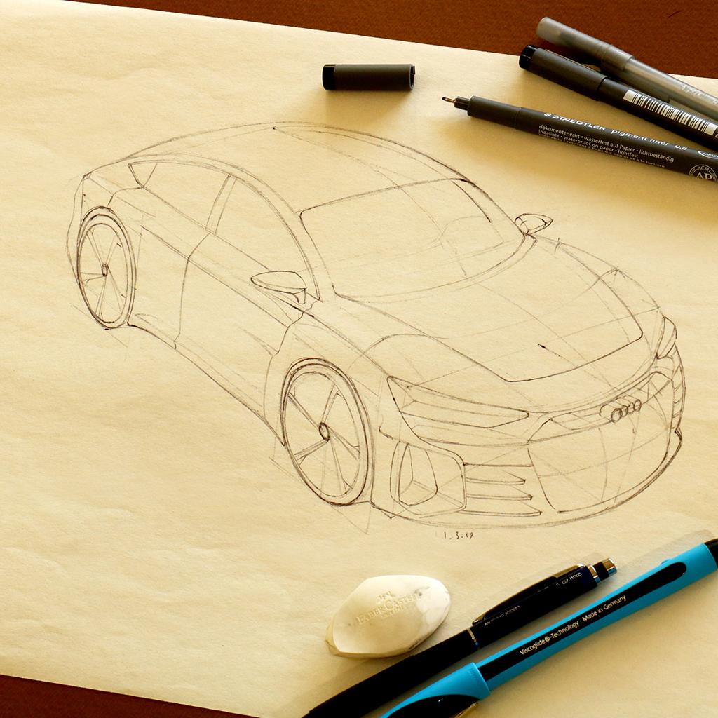 Arvin Maleki Sketch11
