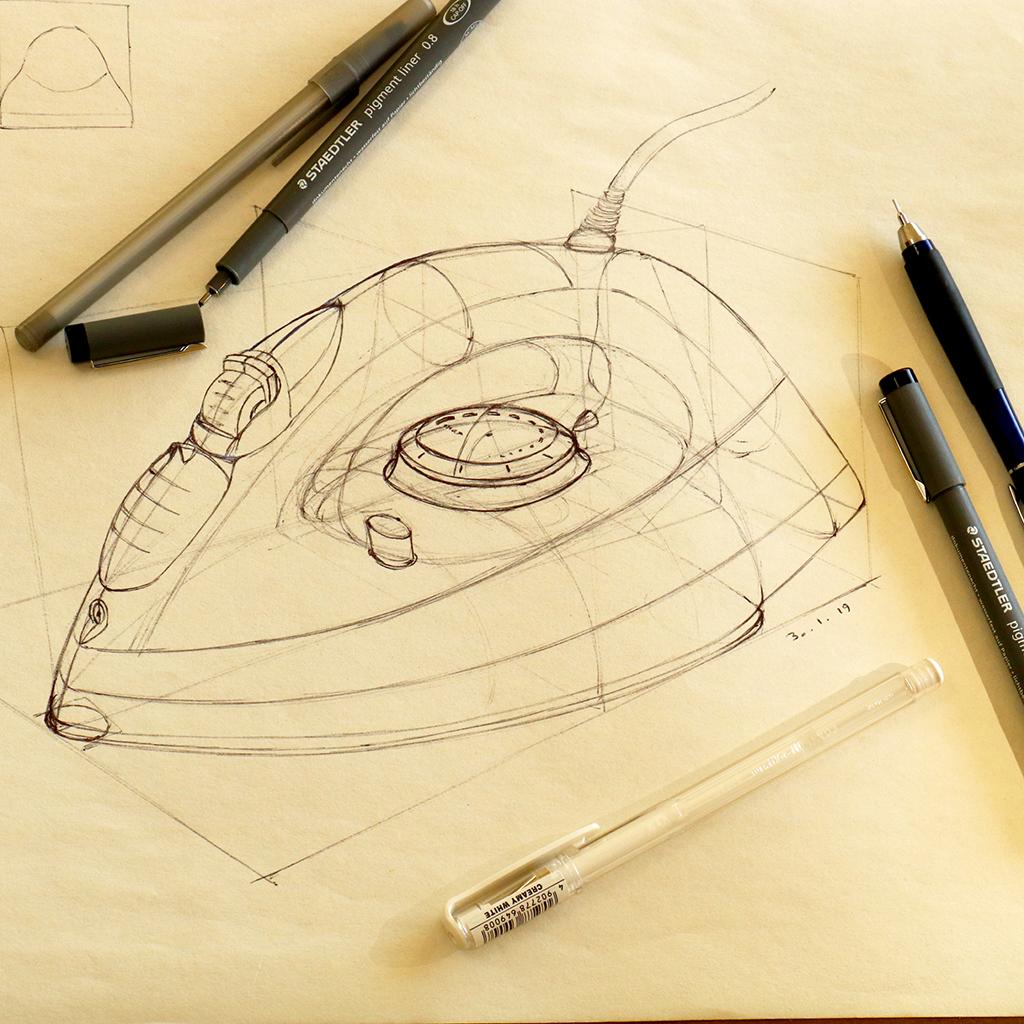 Arvin Maleki Sketch19
