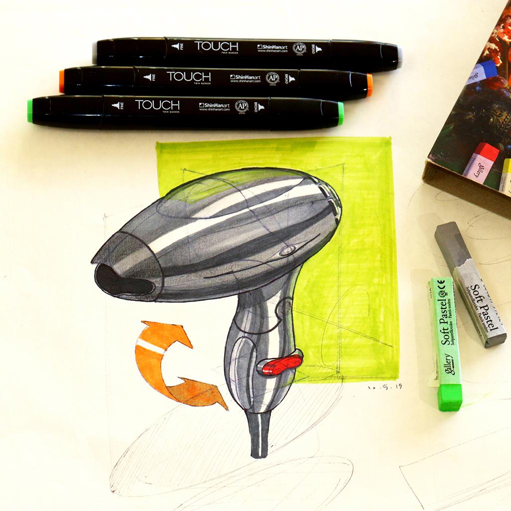 Arvin Maleki Sketch17