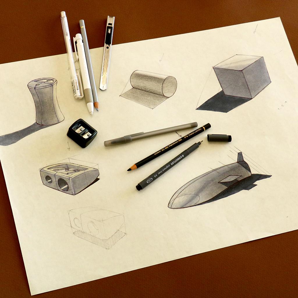 Arvin Maleki Sketch43