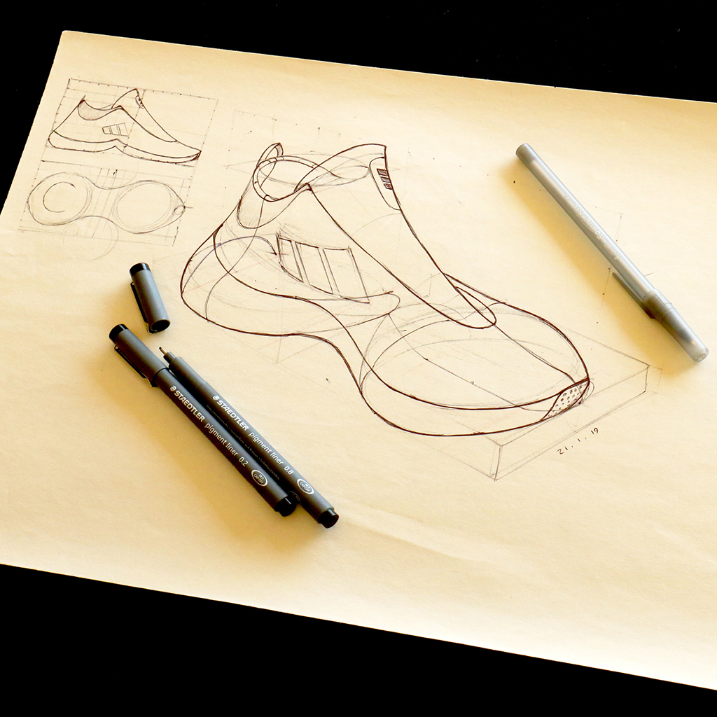 Arvin Maleki Sketch7
