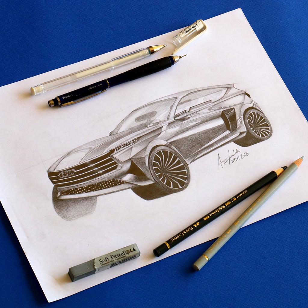Arvin Maleki Sketch22