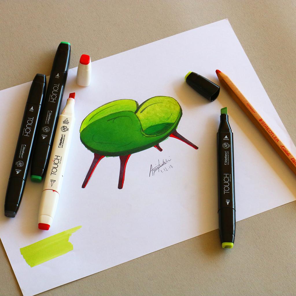 Arvin Maleki sketch6