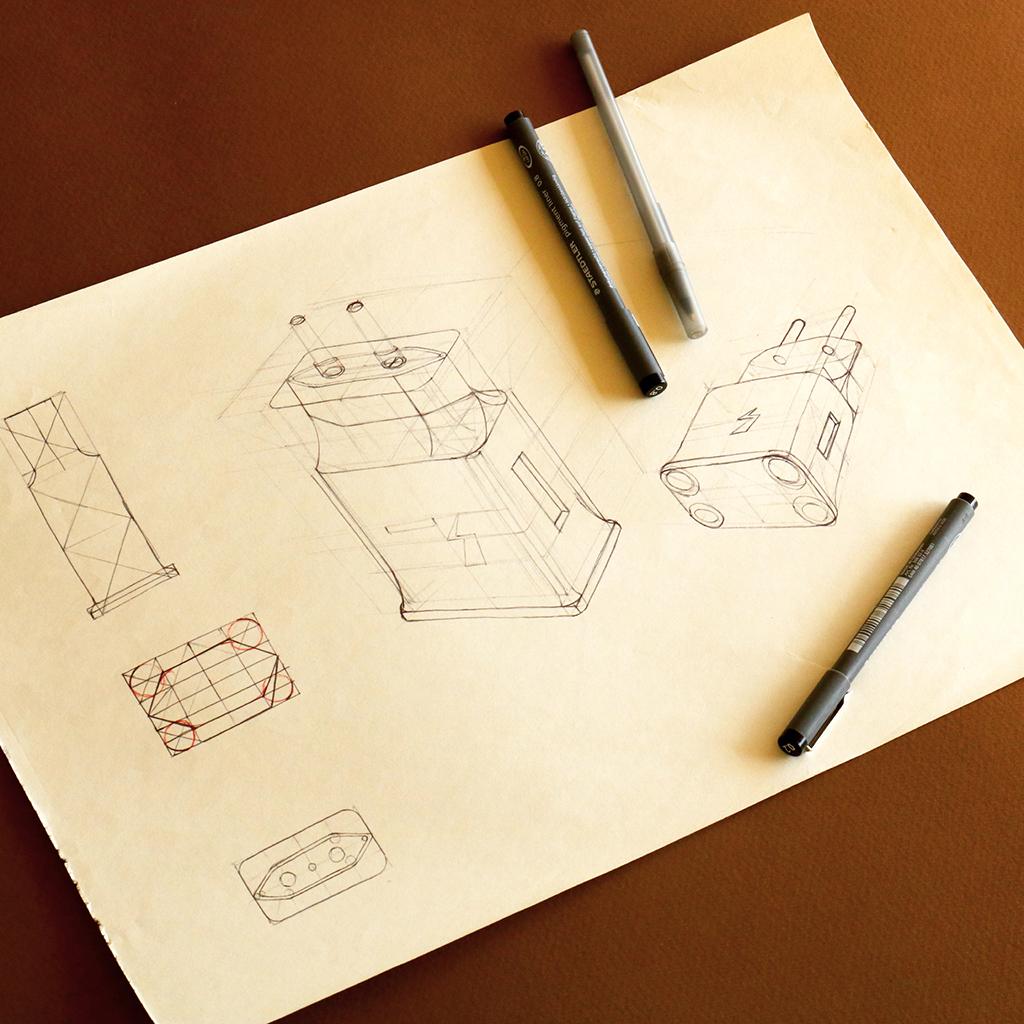 Arvin Maleki sketch4