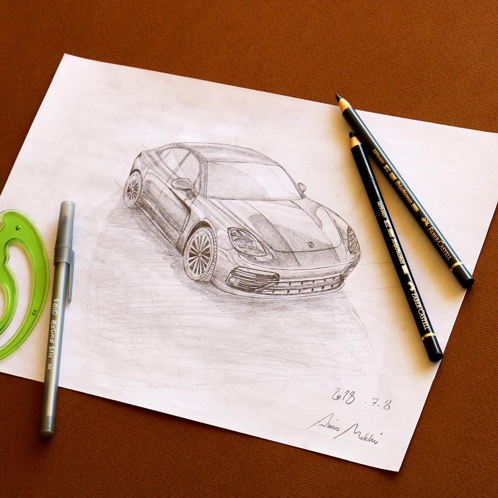 Arvin Maleki Sketch35