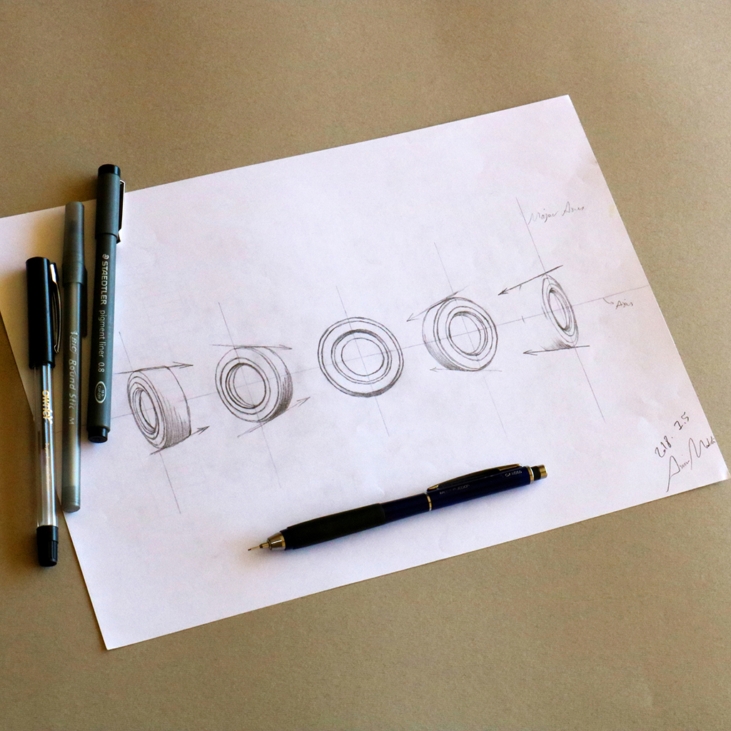Arvin Maleki Sketch28