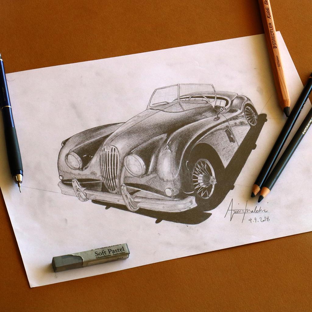 Arvin Maleki Sketch34