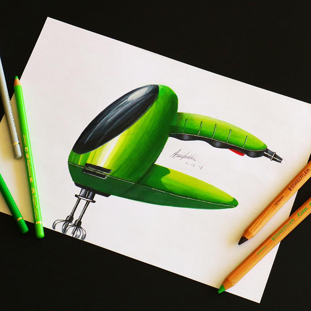 Arvin Maleki sketch2