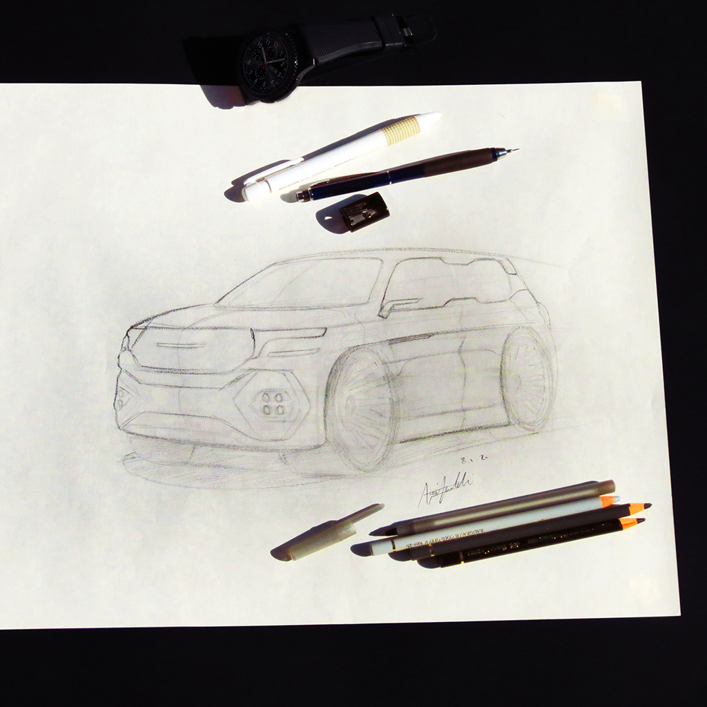 Arvin Maleki Sketch61