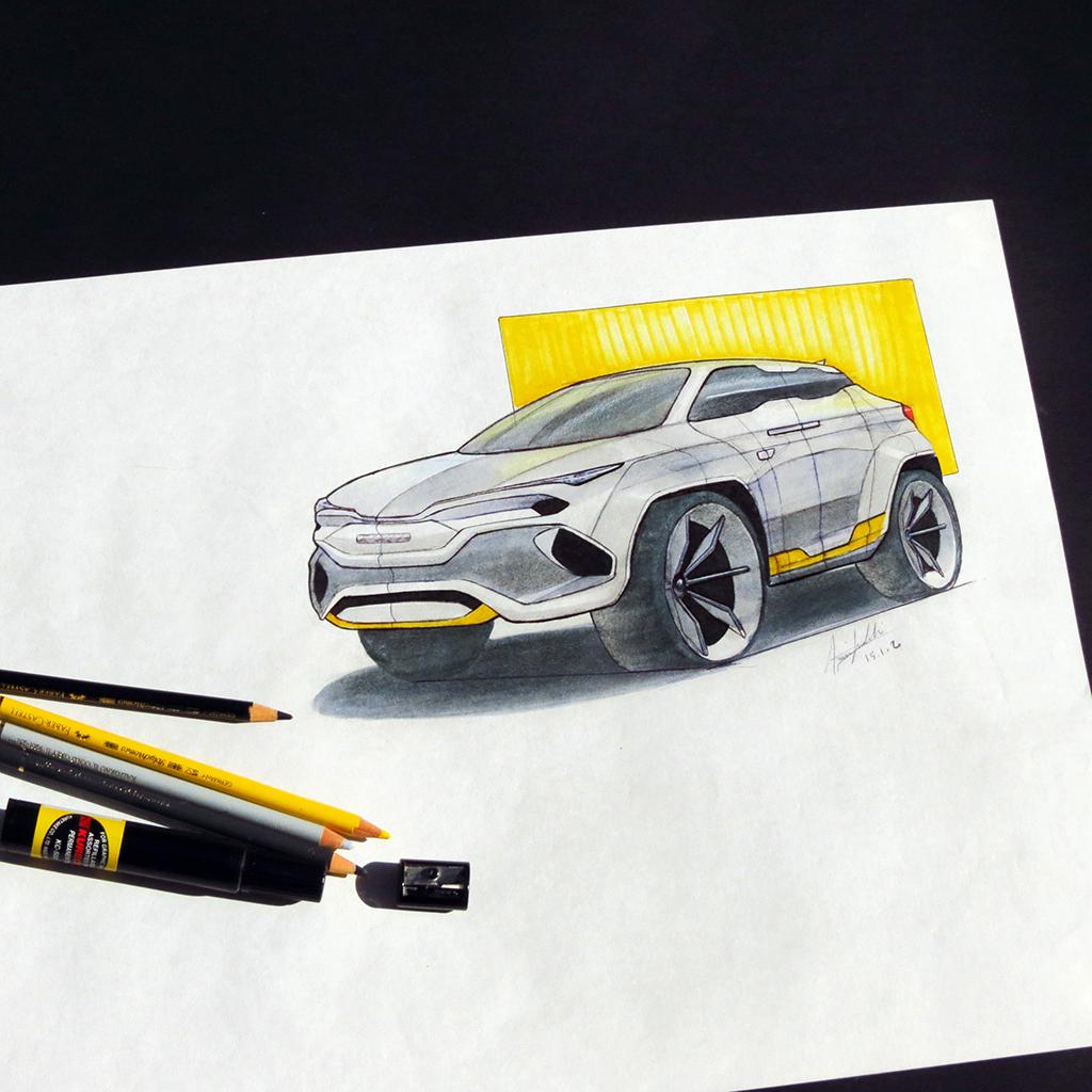 Arvin Maleki Sketch56