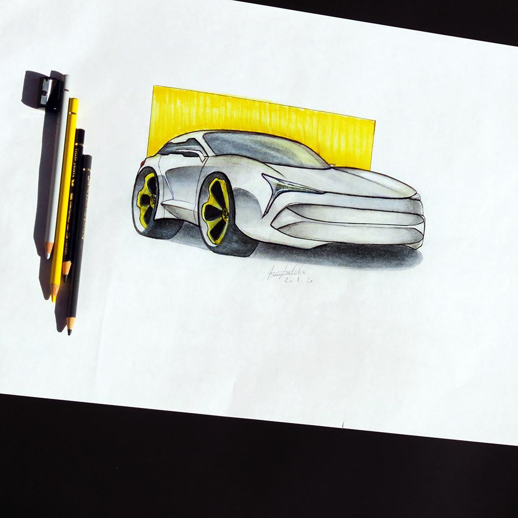 Arvin Maleki Sketch63