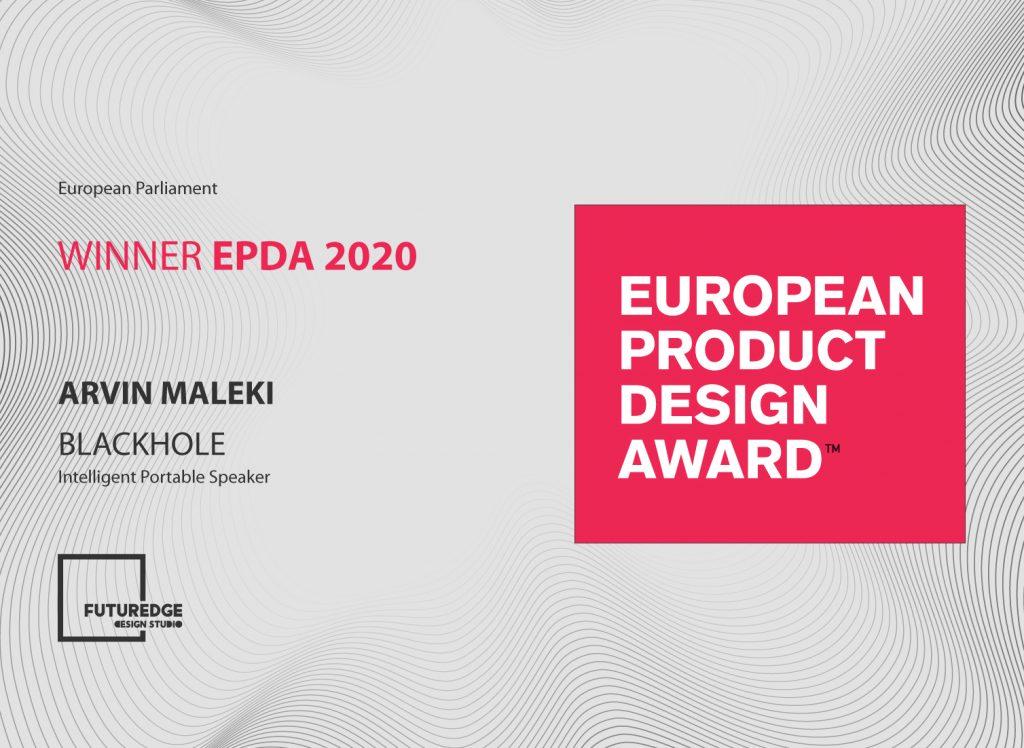 ARVIN MALEKI EPDA 2020
